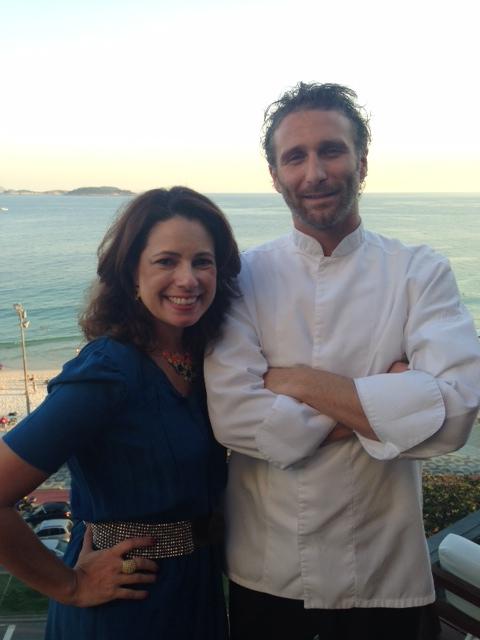 Chef Fasano al mare