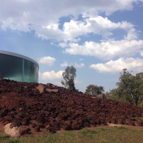 Inhotim, museu a céu aberto