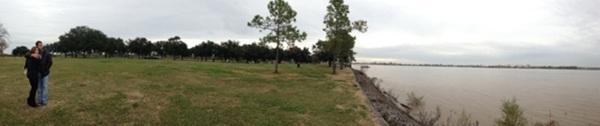 parque em new orleans
