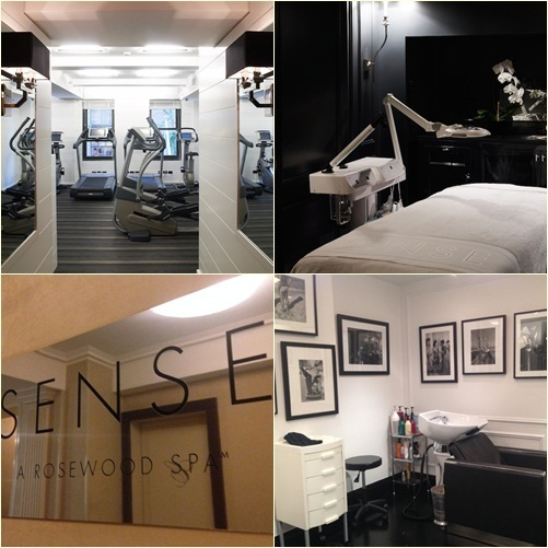 spa the carlyle