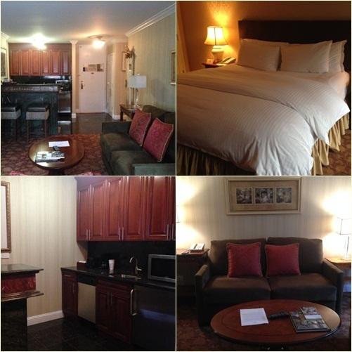 Kimberly - tradicional hotel em NY