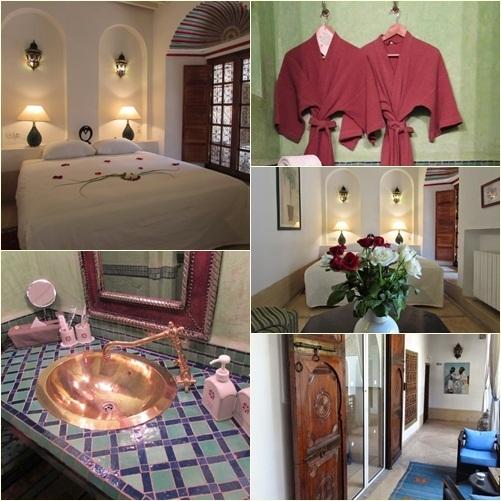 Riad Si Said, luxo em Marrakech