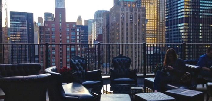 Kimberly – tradicional hotel em NY