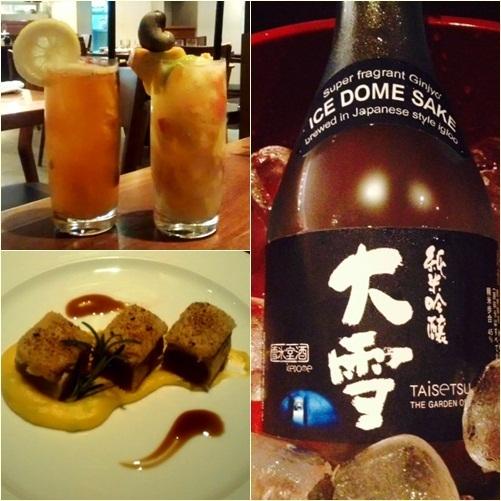 restaurante Seidô