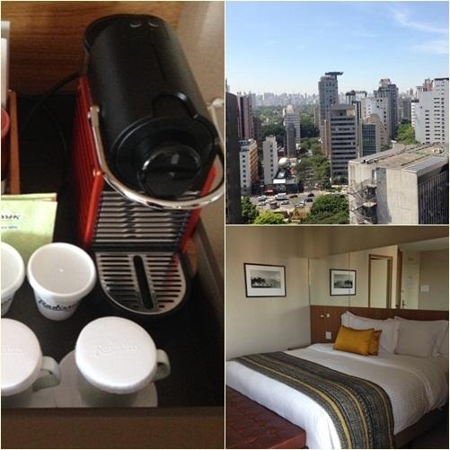 Hotel Radisson Faria Lima