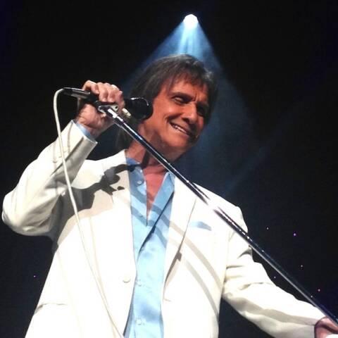 Roroberto Carlos no Radio City