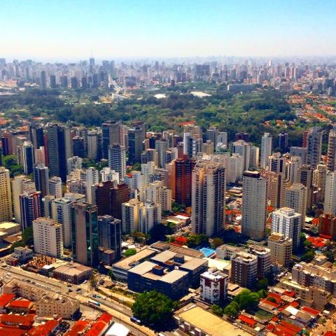 Vista São Paulo