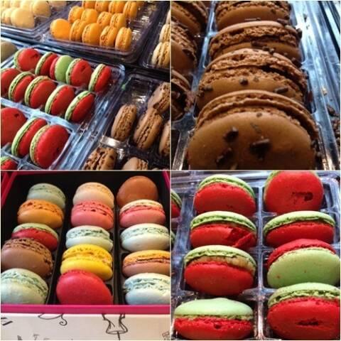 Macarons Paradis