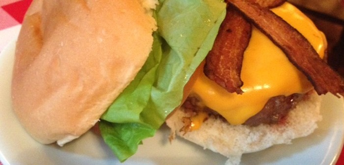 PJ Clarkes – hamburgueria no Leblon