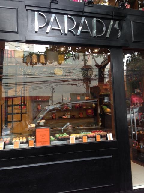 Paradis SP