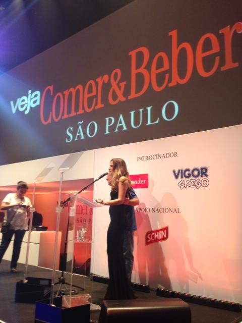 Prêmio Comer e Beber Veja SP