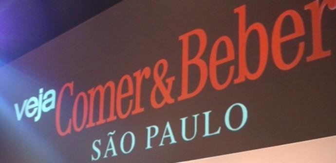 Prêmio Comer e Beber da Veja SP