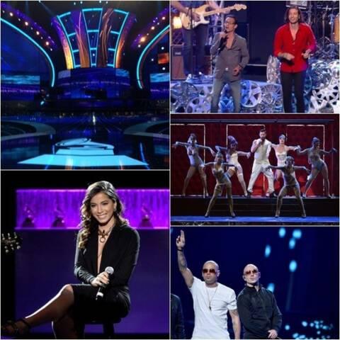 Grammy Latino 2014 em Las Vegas