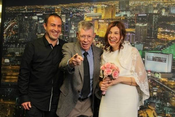 Como se casar em Las Vegas