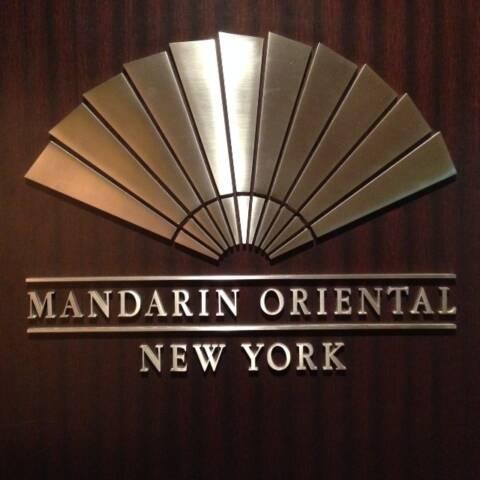 Mandarin Oriental NY