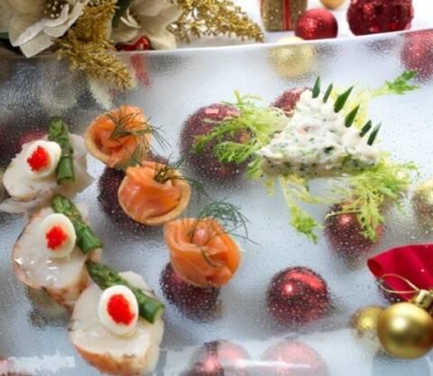 Ceia de Natal em restaurantes no rio