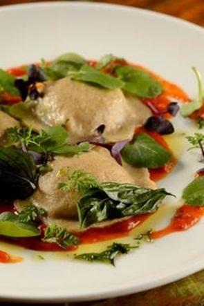 ceias em restaurante: La Grassa