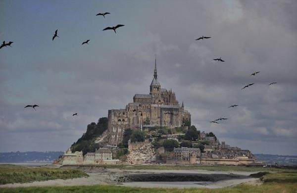 Como chegar ao Mont Saint Michel