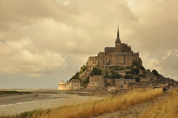 Como chegar ao Mont St Michel