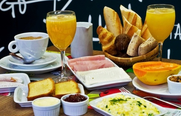 capa café da manhã