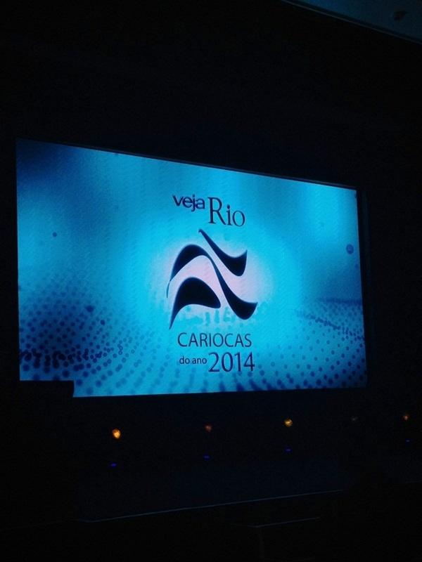 Prêmio Veja Rio Cariocas do Ano 2014
