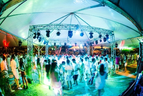 Festas de Réveillon no Rio