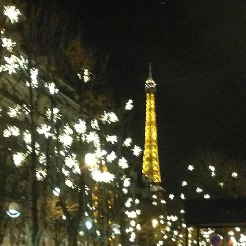 natal paris