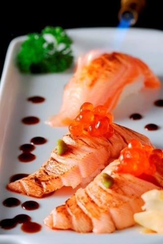 sugestões de pratos com salmão