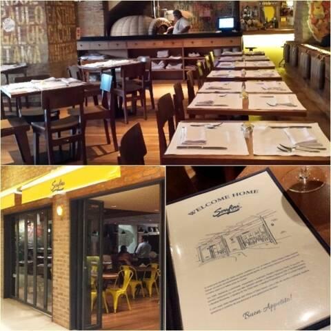 Restaurante Serafina