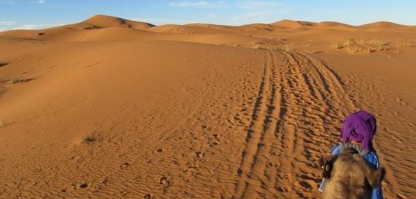 Tour no Deserto do Sahara, Marrocos