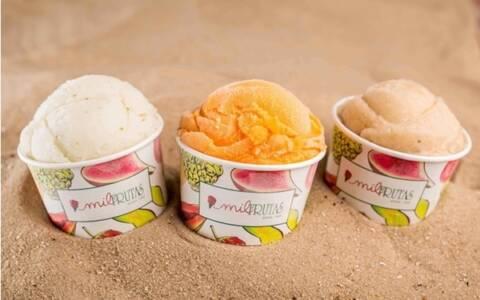 sorvete mil frutas