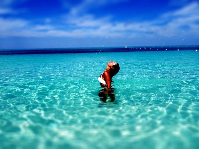 caribe para as férias