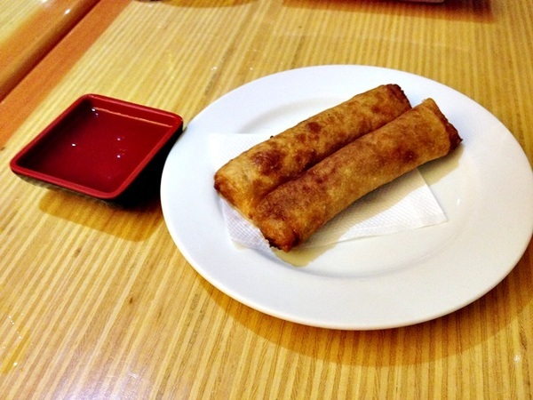 Sushi Rio - uma boa opção de restaurante japonês