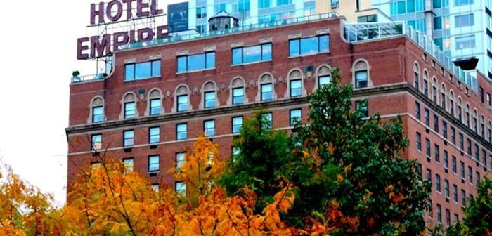 Empire Hotel, excelente opção no Upper West Side