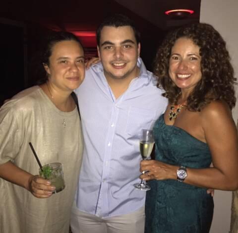 Chef novaiorquino Carlos Mirarchi no Rio