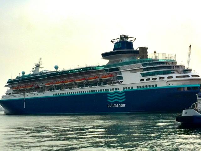 Viagem de navio pelo sul do caribe