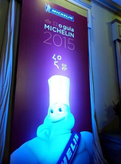 Lançamento Guia Michelin