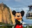 Mickey visita o Pão de Açucar
