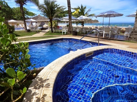 Hotel Le Relais La Borie em Búzios - hotéis perto do Rio para ir de carro depois da Quarentena