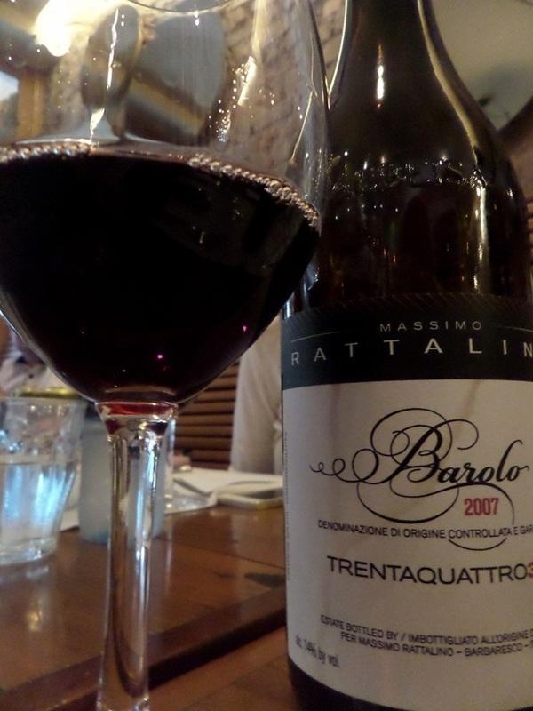 Novos rótulos italianos na Bottega del Vino