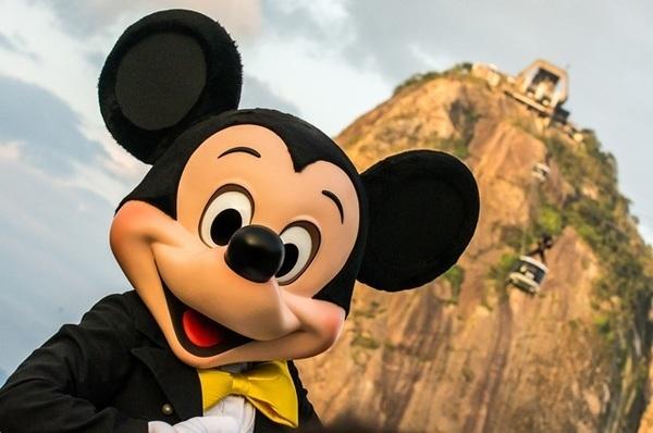Mickey Pão de Açucar