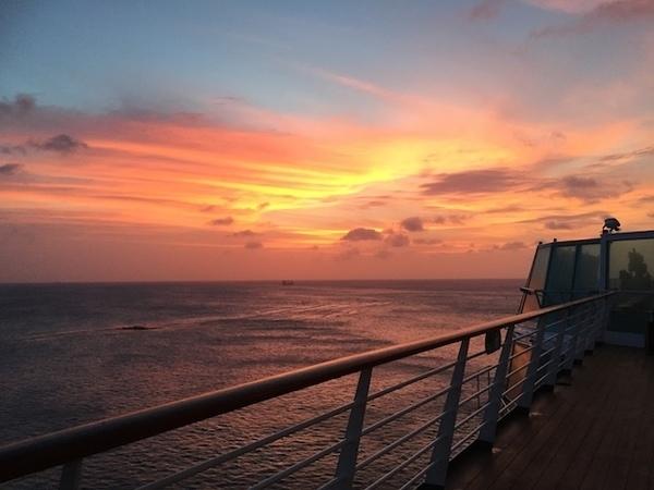 viagem de navio antilhas e caribe sul