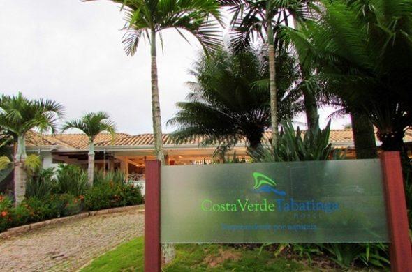 Hotel Costa Verde Tabatinga no litoral de São Paulo