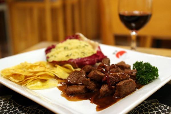 Filet Mingnon no Molho Cingapura 10