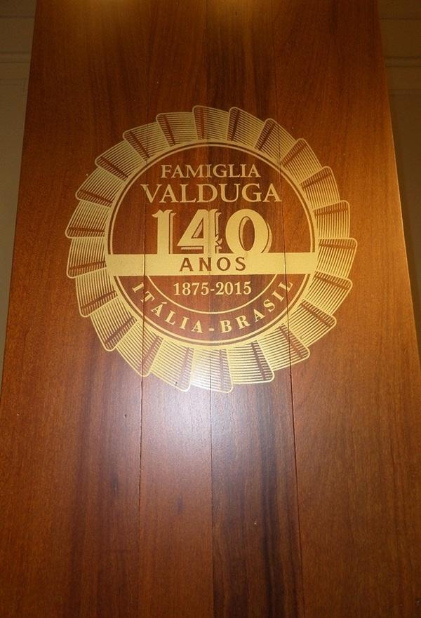 140 anos da Casa Valduga