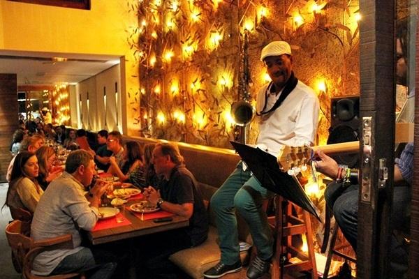 gastronomia e jazz na stravaganze