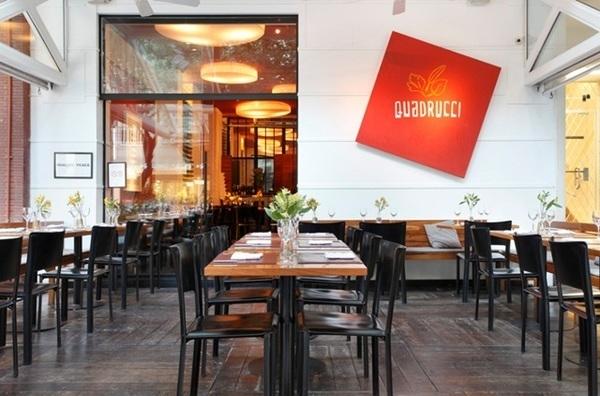 Quadrucci comemora 15 anos com menu especial