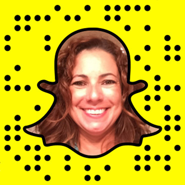 Código QR do Blog You Must Go no Snapchat!