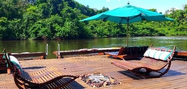Cristalino Jungle Lodge: conforto e charme no Sul da Amazônia
