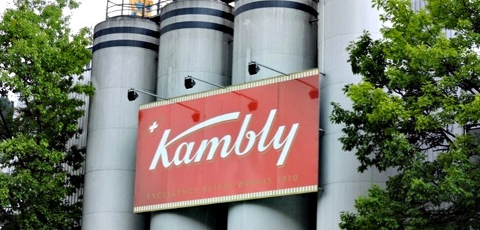 Visita à fábrica de biscoitos Kambly, na Suíça